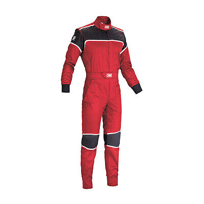 OMP BLAST red Mechanics Suit s. 56