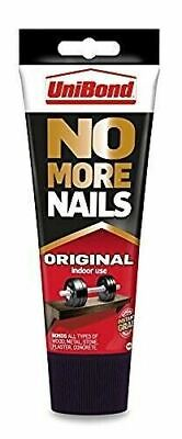 Unibind No More Nails Fix Skirting Boards Covings Moluding Surfaces
