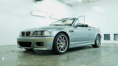 2006 BMW 3 Series M3 2dr Convertible BMW E46 M3 CONVERTIBLE / 6 SPEED / FL CAR / ONLY 82K MILES / GREAT COND