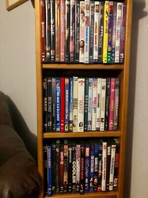 250 DVD List, You pick which ones you like   Very Good to Like New