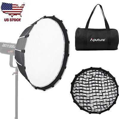 Aputure Light Dome Mini II Softbox for Aputure 120D 300D II 300X Bowen-S Light