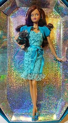 Miss Turquoise, December Barbie Doll Birthstone Beauties