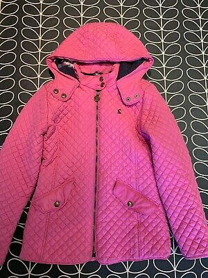 Joules Girls Quilted Jacket Age 11-12