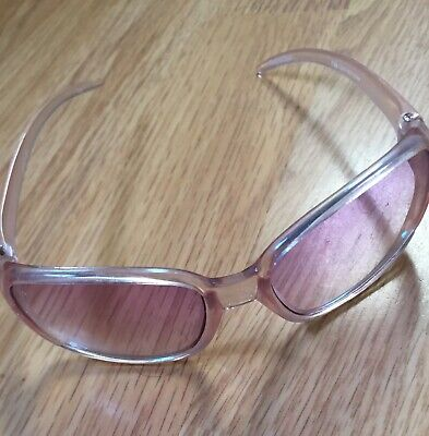 Toddler sunglasses mothercare pink used condition