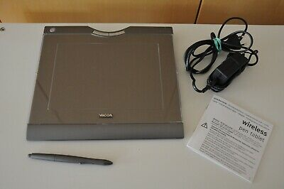 Wacom pen tablet wireless Grafiktablet mit Stift