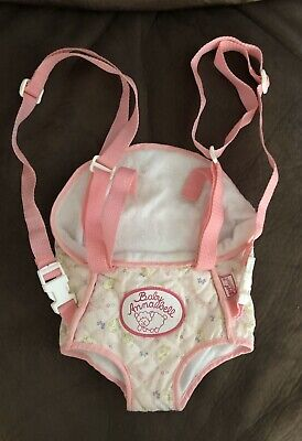 Baby Annabell Baby Doll  Carrier