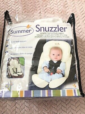 Summer Infant Snuzzler Pram Linner Insert Car Seat