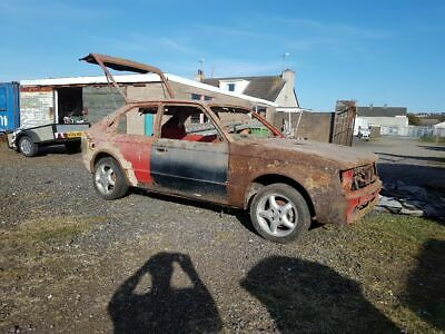 "Astra Mk 1 ""Full Restoration Required"""