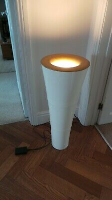 Postage Possible  - Vintage Kaoyi Mcm Cone Up Lighter Floor Standing