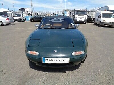 1990 Mazda Mx5 Roadster Automatic Spares Or Repairs!!! Barn Find!! No Reserve!!!