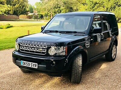 Landrover Discovery 4 3.0 AUTOMATIC Triptronic