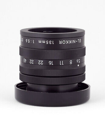 Nikon El-Nikkor 135mm f/5.6 A - Enlarging - Macro - Tube Lens + M42