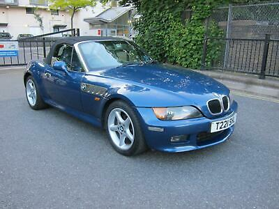 BMW Z3 2.0 Roadster Topaz Blue