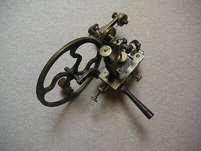 Watchmakers Topping or Rounding Up Tool