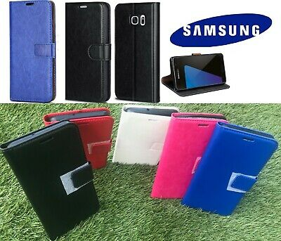 Luxury Leather Flip Case Wallet Cover For Samsung Galaxy A3 A5 S3 S4 S5 S6 EDGE