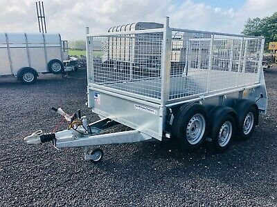 Ifor Williams Gd85 Ramp Twin Axle General Duty Trailer - Brand New In Stock)