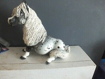 cheval ceramics lovely collectable pony ornament