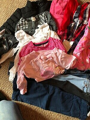Girls Clothes 2 - 3  Yrs Bundle Job Lot