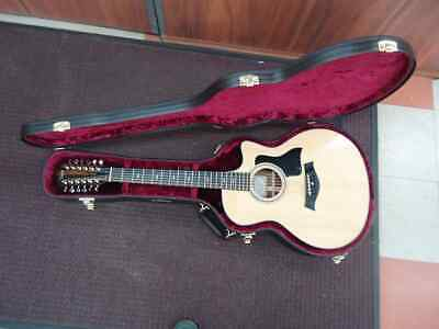 2015 Taylor 356ce 12-String Acoustic Guitar With Original Case