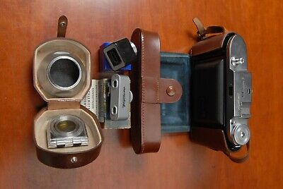 Voigtlander Bessa I with lots of extras...