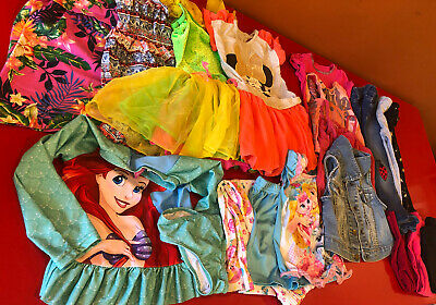 Huge Lot 3T Girl Clothes 19 Piece Toddler Cute Princess Summer Spring Wholesale