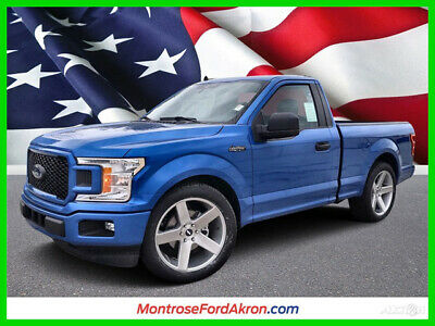 2020 Ford F-150 Lightning 2020 F-150 Lightning 650Hp Roush Supercharged 22's Side Exit Exhaust