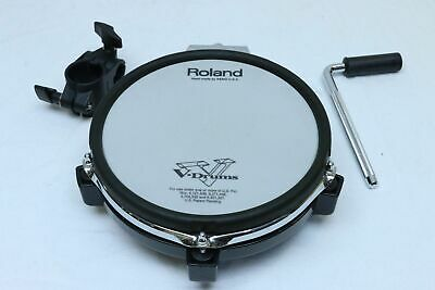 "Roland PD-85 BK V Drum 8"" Mesh Head Trigger MOUNT PD85 for TD 80 80R 125 120 105"