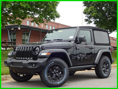 2020 Jeep Wrangler Sport Willys 4x4 2020 Jeep Wrangler Sport Willys 4x4 - CALL SEAN (404)-375-3583