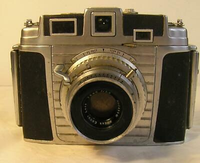 Vintage Kodak Chevron Medium Format 6x6 Rangefinder-Untested-shutter sticks-nice