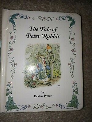 the tale of peter rabbit book ( 1999 edition )