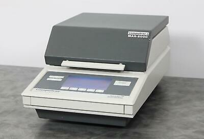 Arizona Instruments Max-2000 Computrac Moisture Analyzer w/90-Day Warranty