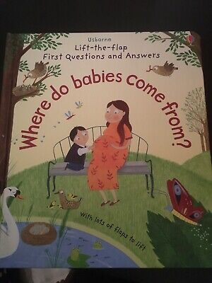 Where Do Babies Come From ? (Lift-the-Flap First Questions and Answers