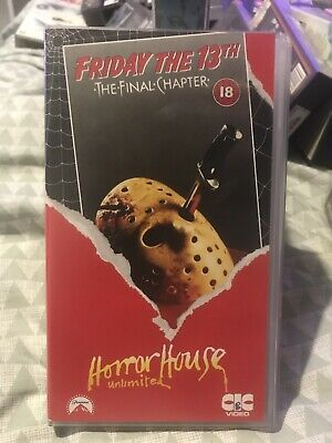 Friday The 13th - Part 4 - The Final Chapter (VHS/H, 1989)