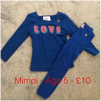 Mimpi Tracksuit Age 5