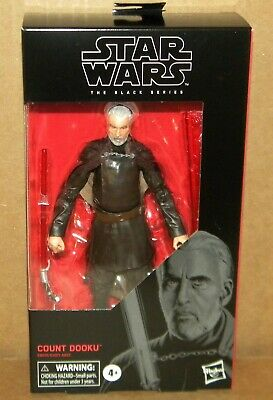 """COUNT DOOKU #107 Star Wars Black Series ATTACK OF THE CLONES 6"""" Action Figure"""