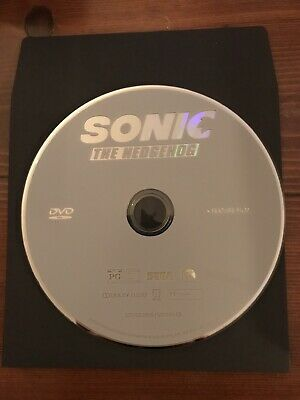 Sonic The Hedgehog 2020 (DVD Only!) *See Description Jim Carrey