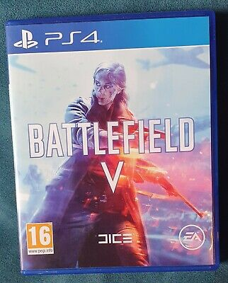 Battlefield V PS4 ☆☆FAST & FREE DELIVERY☆☆