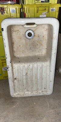REDUCED!! Belfast Sink With Drainer