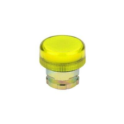 Chint Push Button NP2-BV/Y Yellow