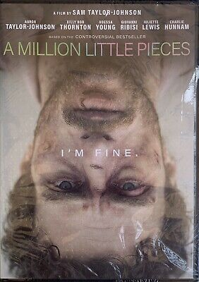 A MILLION LITTLE PIECES  <  DVD  >  *New *Factory Sealed