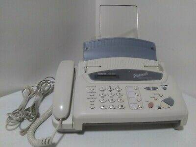 Brother FAX-560 Personal Plain Paper Fax Machine
