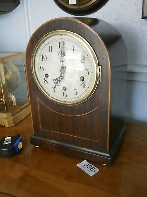 CLOCK BRACKET SPIRAL GONGS Westminster Chime Movement mantle working dial