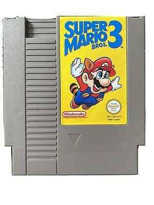 Super Mario: Bros. 3 (Nintendo Entertainment System, 1991)