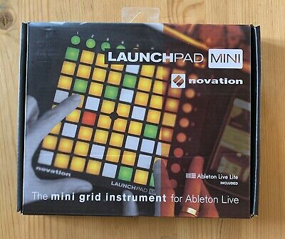 Novation Launchpad Mini MK2  Pad-Controller per Ableton Live