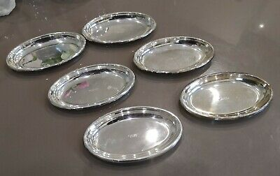 Silver Plated Small Serving Dishes