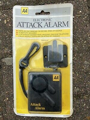 Joblot Of 39 AA Personal Panic Attack Alarms
