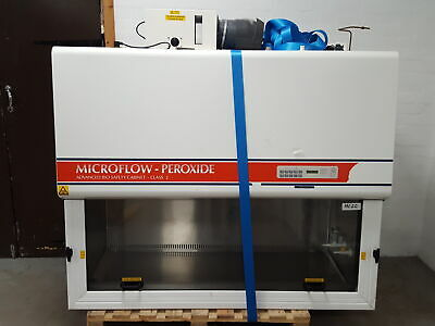 Microflow Peroxide Class 2 Biological Safety Cabinet Lab