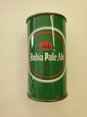 Old India Pale Ale Flat Top Beer Can Hull Brewing  New Haven Ct Conn Connecticut