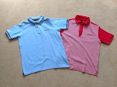 Boys polo shirts, bundle of two, Ben Sherman, age 10-11 years