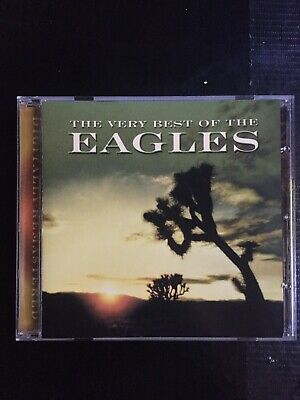 The Very Best Of Eagles Digitally Remastered Used 17 Track Greatest Hits Cd R